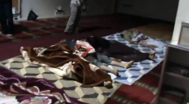 Masacre en Siria deja 90 muertos