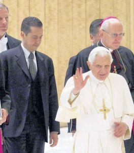 Niega Vaticano que cardenal esté implicado en robo de documentos