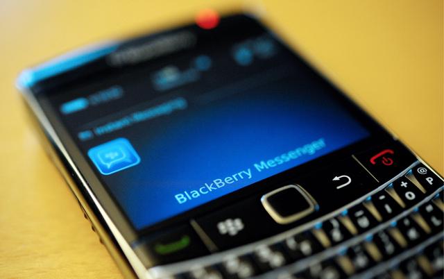 BlackBerry tendría 300 millones de usuarios