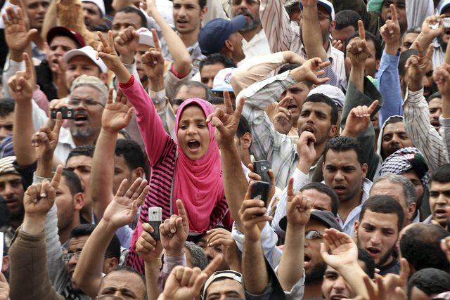 Anticipan nuevas protestas en El Cairo