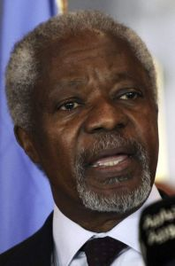 Annan califica de 'crimen espantoso' masacre en Siria