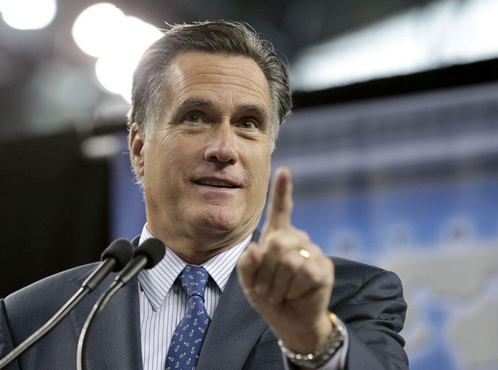 Romney supera  a Obama entre los veteranos