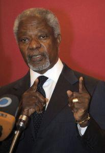 Más de 70 muertos en Siria durante visita de Annan