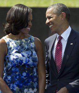 Michelle Obama es más popular que el Presidente