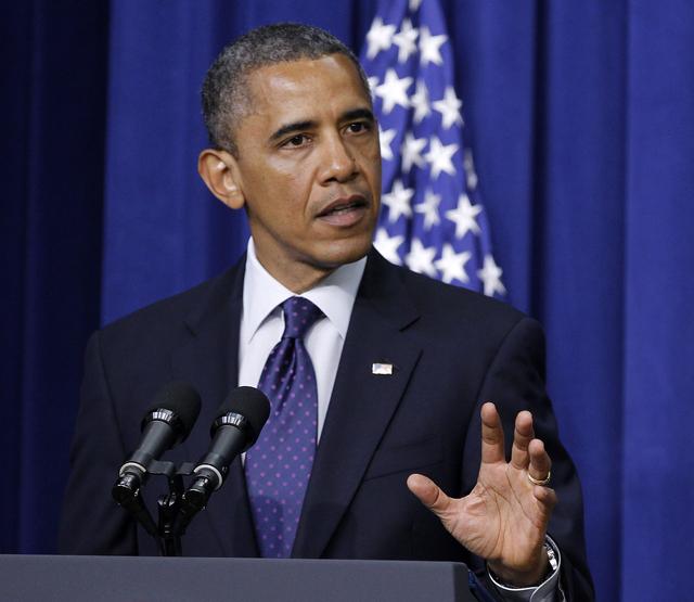 Barack Obama felicita a Romney