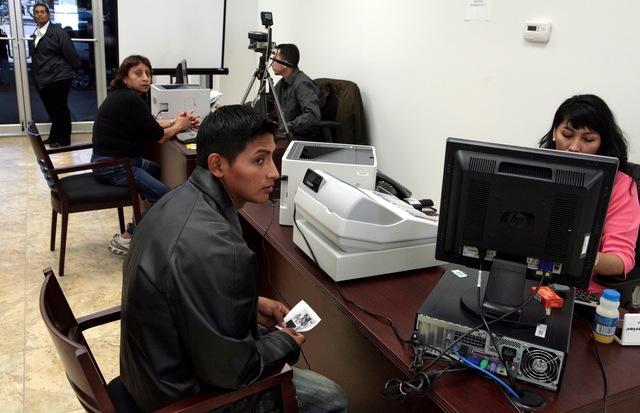 Nueva matrícula consular para ecuatorianos