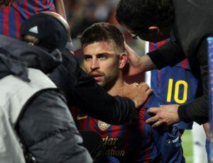 Asegura Sergio Ramos que no se lleva mal con Piqué