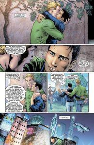 """Linterna Verde """"sale del clóset"""" en nuevo cómic"""