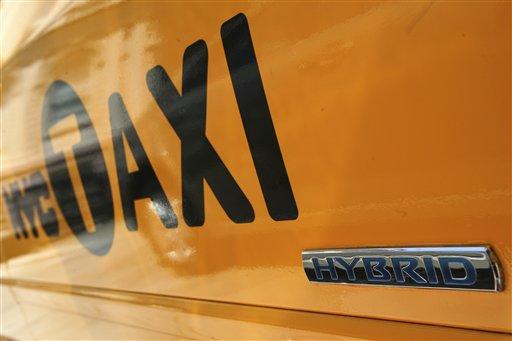 Taxistas verdes contra amarillos