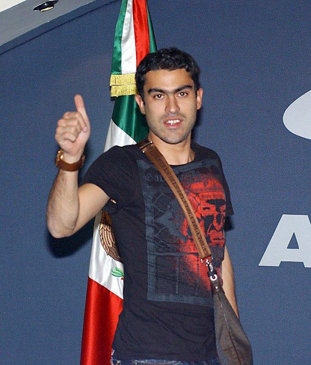 El delantero mexicano Nery Castillo.