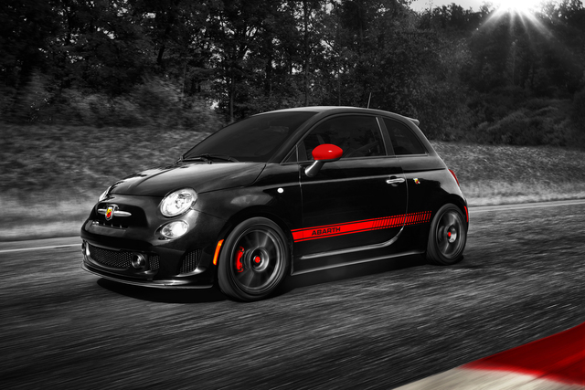 Fiat Abarth: pequeño gigante