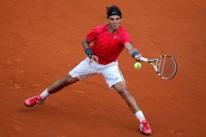 Nadal firme en Roland Garros