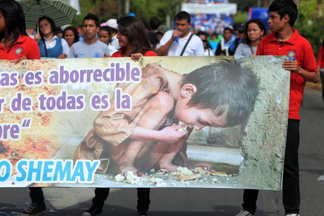 Promueven lucha contra el hambre