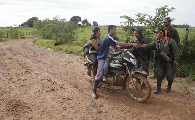 FARC niega apoyo a proyecto sobre la paz