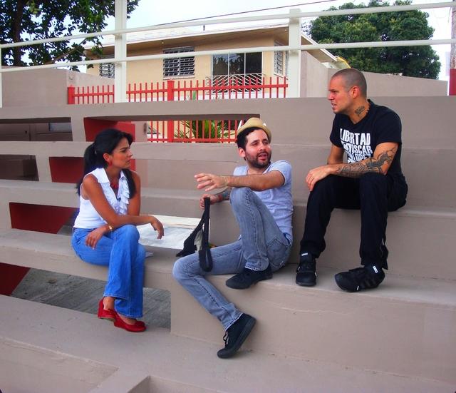 Calle 13 en 'Los Influyentes' de CNN