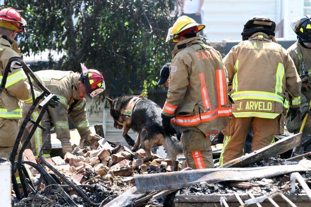 Decenas de desplazados tras fuego en NJ