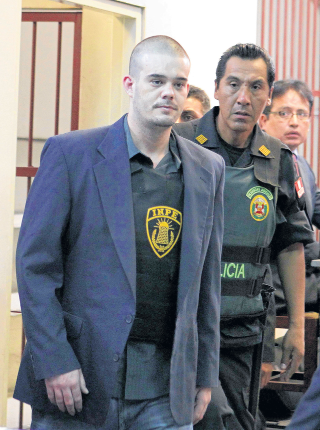 Aprueban extradición de Van der Sloot a EEUU