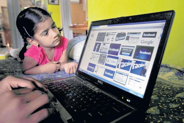 Facebook quiere 'pescar' a menores de 13 años