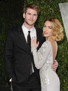 Miley Cyrus y Liam Hemsworth a un paso del altar