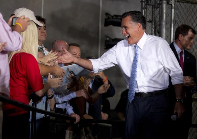 Romney se impone en  primarias de NJ