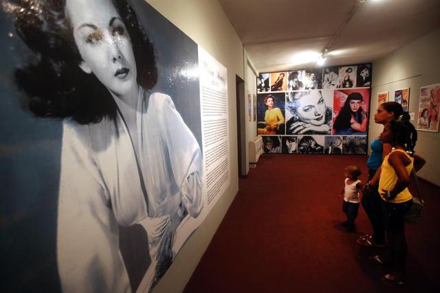 Celebran 100 años de María Montez