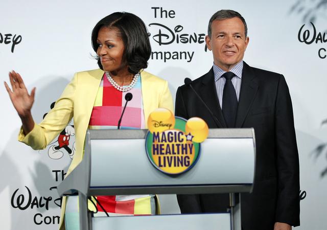 Disney le dice 'no' a la comida chatarra