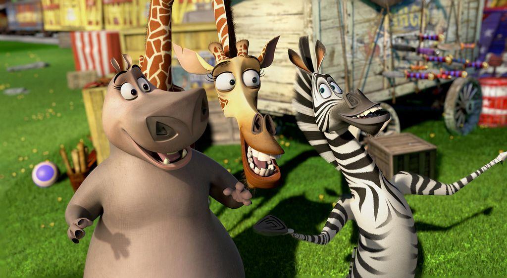 """""""Prometheus"""" y """"Madagascar"""" luchan por el primer lugar"""
