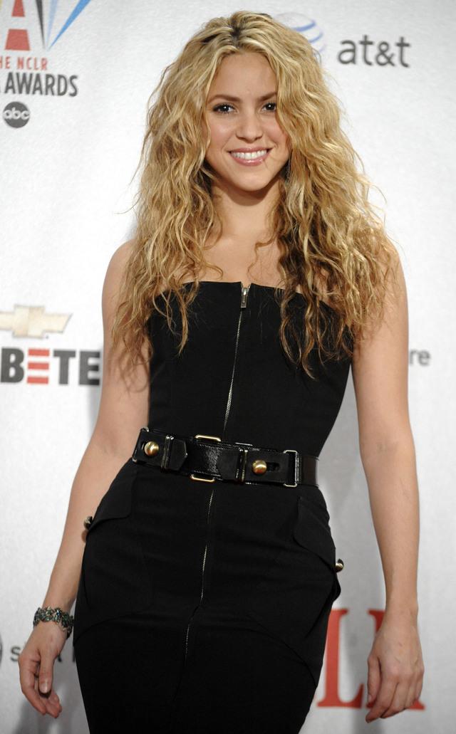 Shakira niega  embarazo