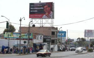 Empresa de contactos sexuales se anuncia con Peña Nieto