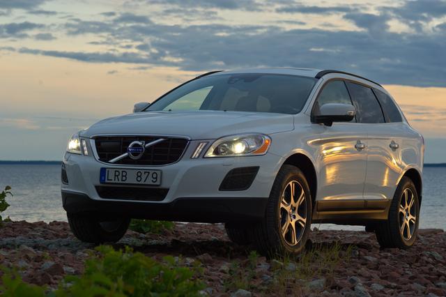 Volvo XC60: una fiera en las carreteras