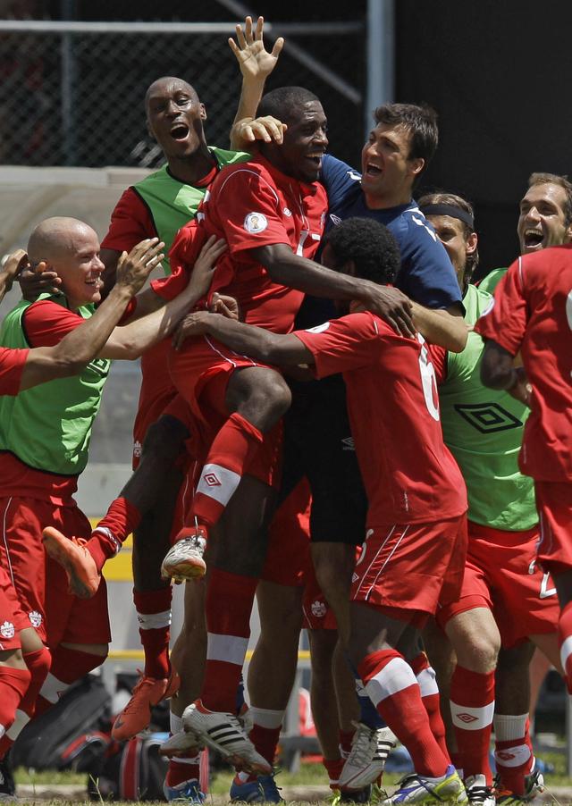 Cuba cae 1-0 ante Canadá