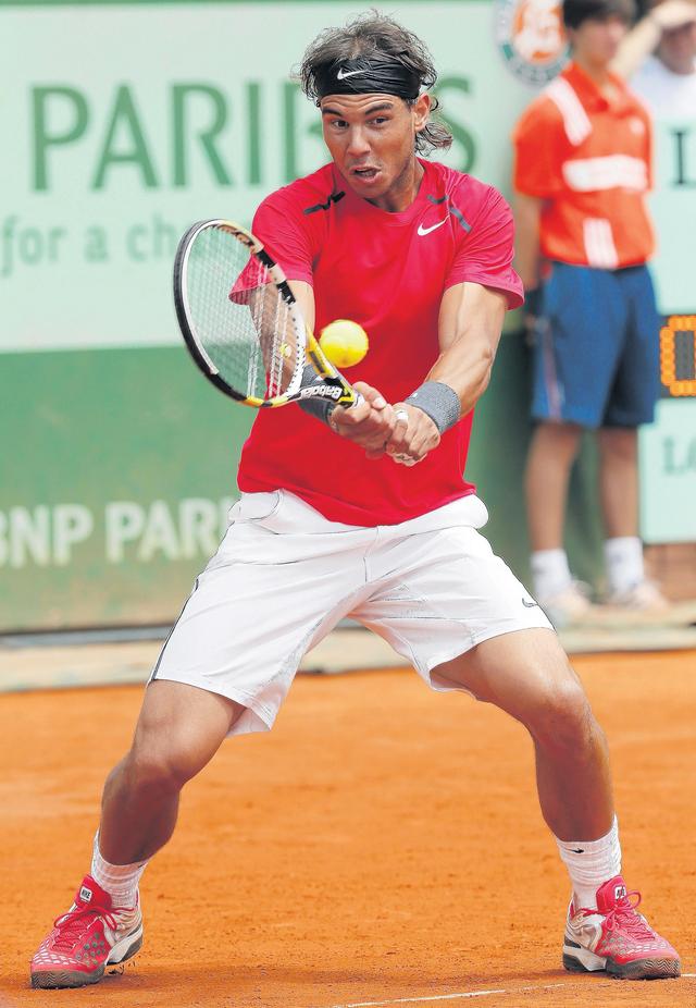 A la final Nadal y Djokovic