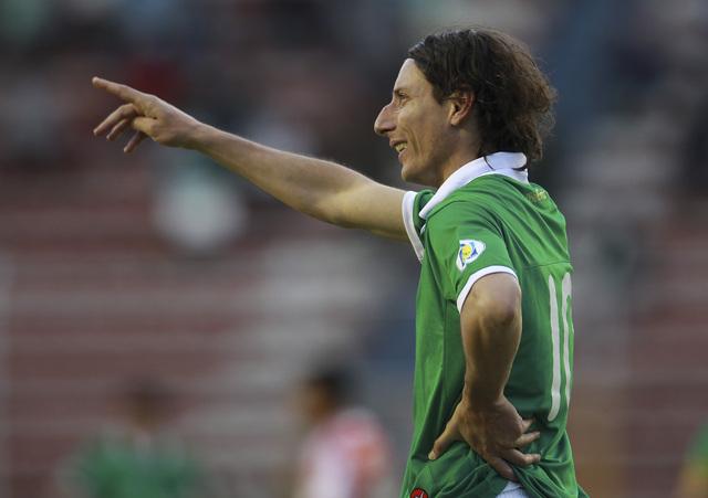 Pablo Escobar marcó dos goles a la selección del país que lo vio nacer.