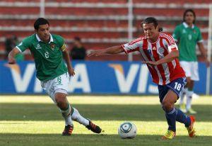 Arce es destituido como seleccionador de Paraguay