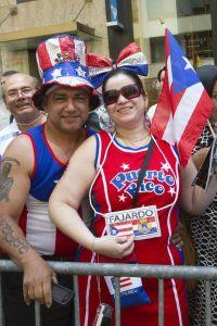 Boricuas celebran en grande en NY