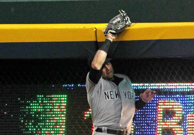 Nova lidera nueva blanqueada de los Yankees