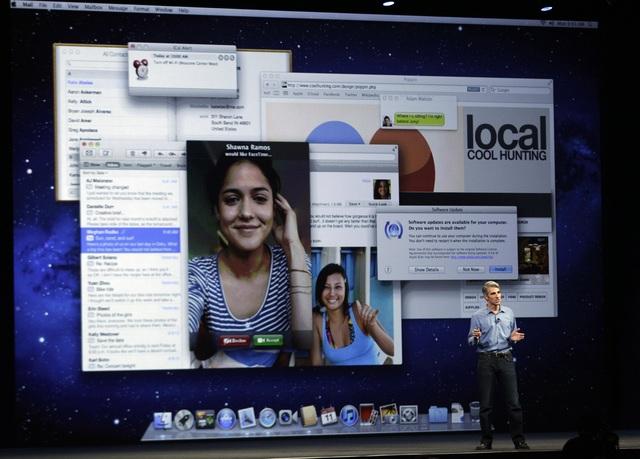 Apple integra Facebook a iPhones y iPads