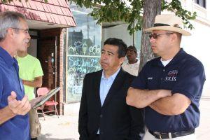 Concejal Danny Solís mudará su oficina en Pilsen