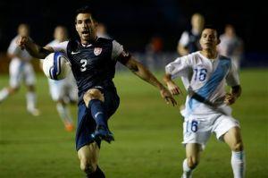 Mundial: Guatemala empata 1-1 con EEUU