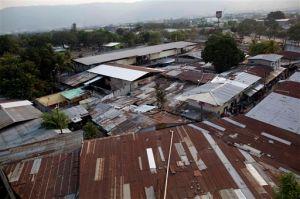 En San Pedro de Sula el infierno del mundo