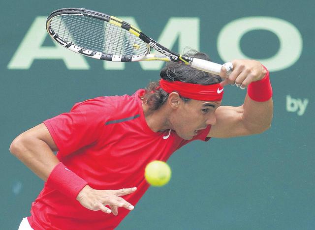 Temprana eliminación de Rafael Nadal