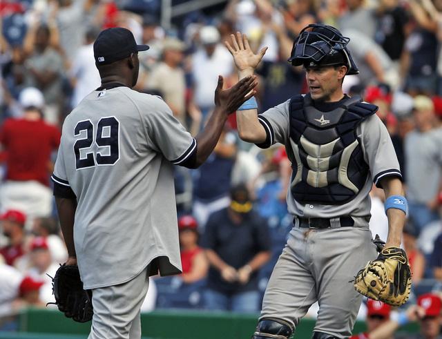Yankees con su tercera barrida en línea