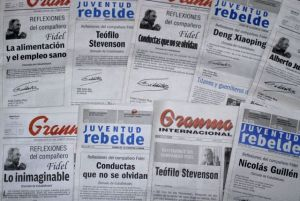 Cubanos sorprendidos por comentarios breves de Fidel Castro
