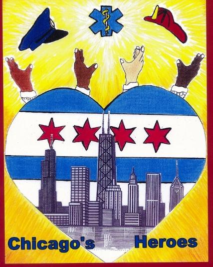 """En el Congreso """"sticker"""" de adolescente rechazado en Ciudad de Chicago"""