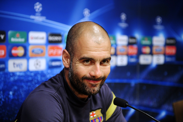 Guardiola firmaría con Bayern