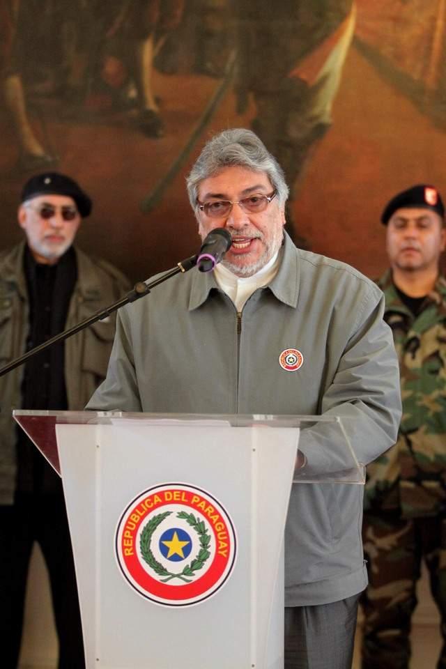 En juego la presidencia de Fernando Lugo