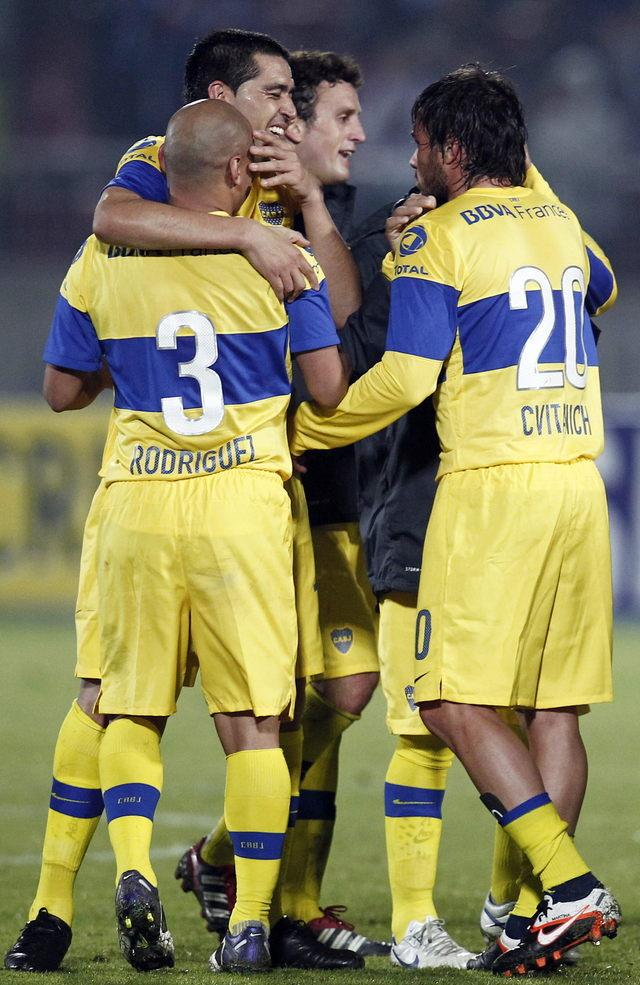 Incertidumbre en Boca por final