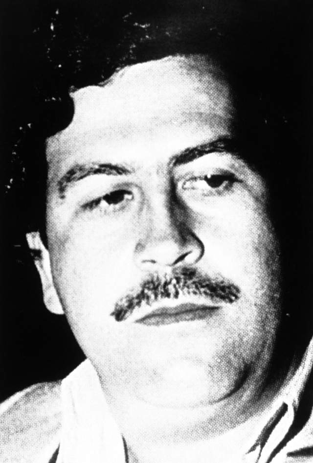 Pablo Escobar a la TV