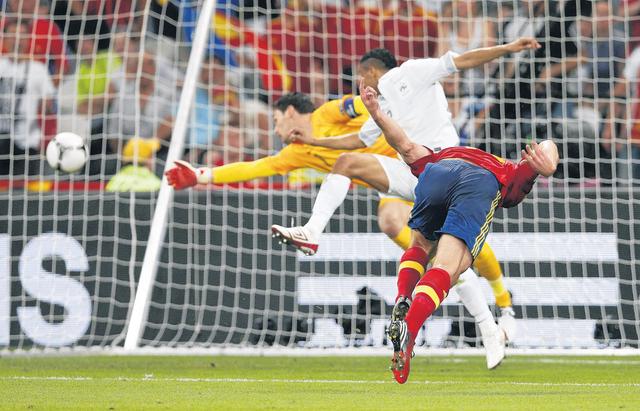 La Eurocopa 2012 tiene su sello