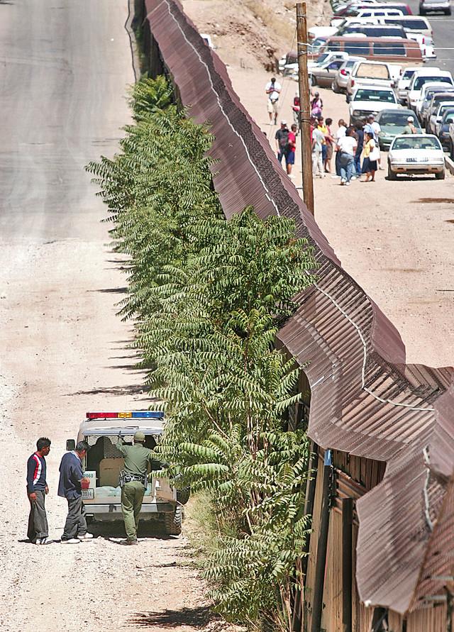 Dos agentes fronterizos a juicio